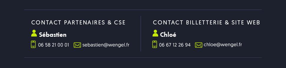 Contact Hugo