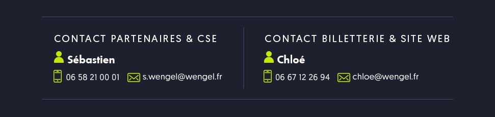 Contact Sébastien